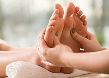 Calming Scalp, Hand & Foot Therapy